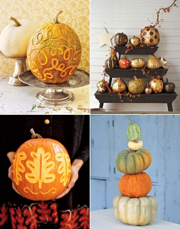Halloween Pumpkin Wedding Inspiration - The Sweetest Occasion ...
