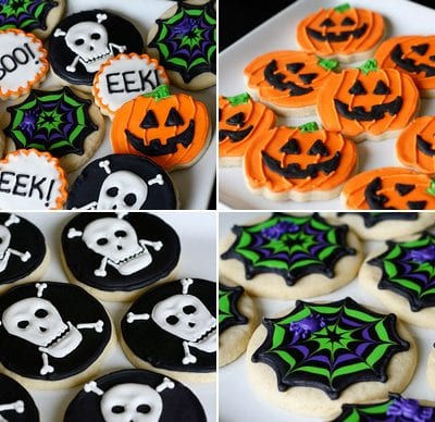 Halloween Sugar Cookies from Annie's Eats thumbnail