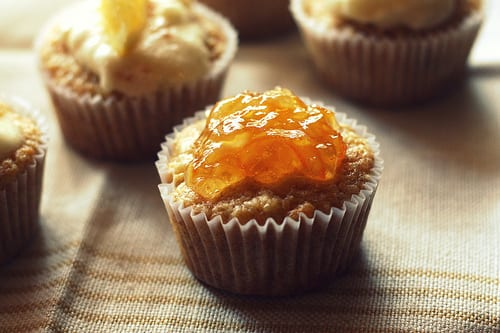 muffins-with-jam