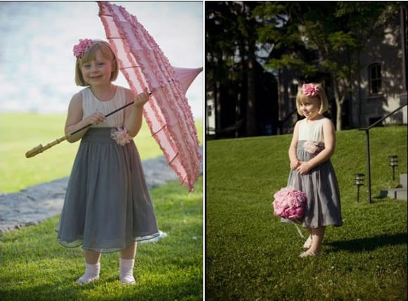 pink-gray-flower-girl-flowers-parasol-wedding