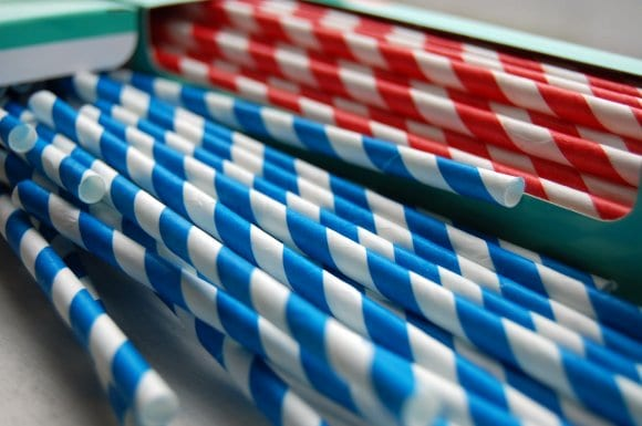 striped-paper-straws