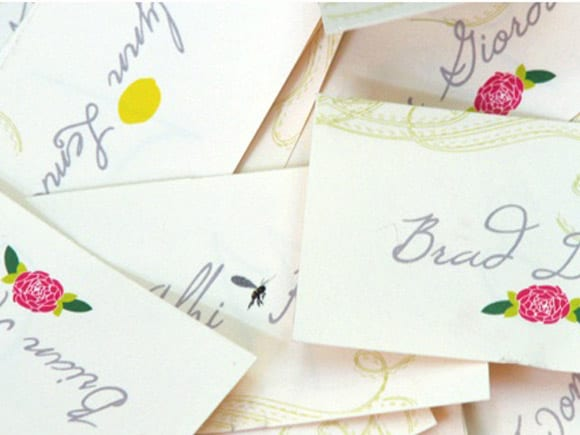 wedding-placecards