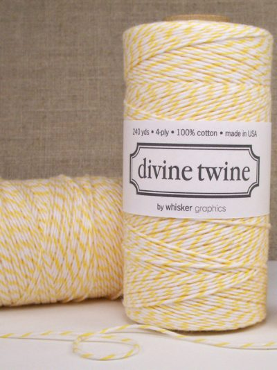 Pretty Baker's Twine from Divine Twine thumbnail