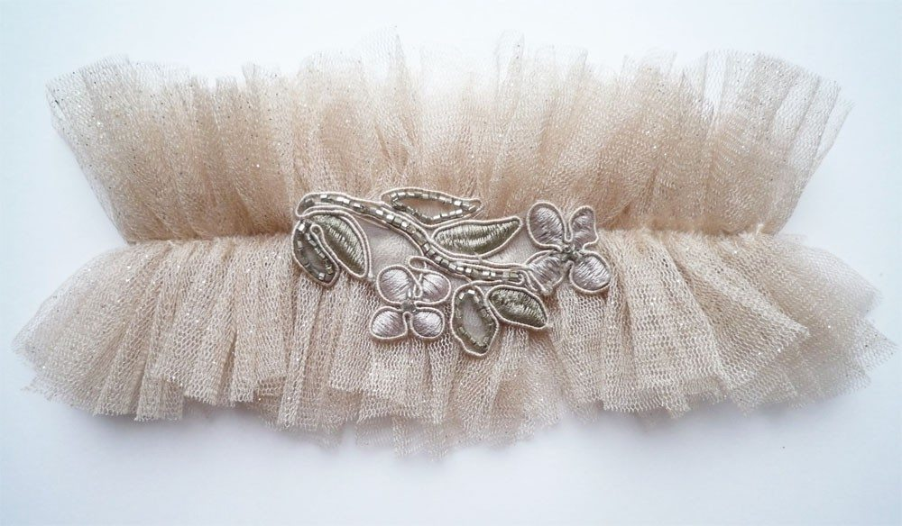 Calling All DIY Garter Brides