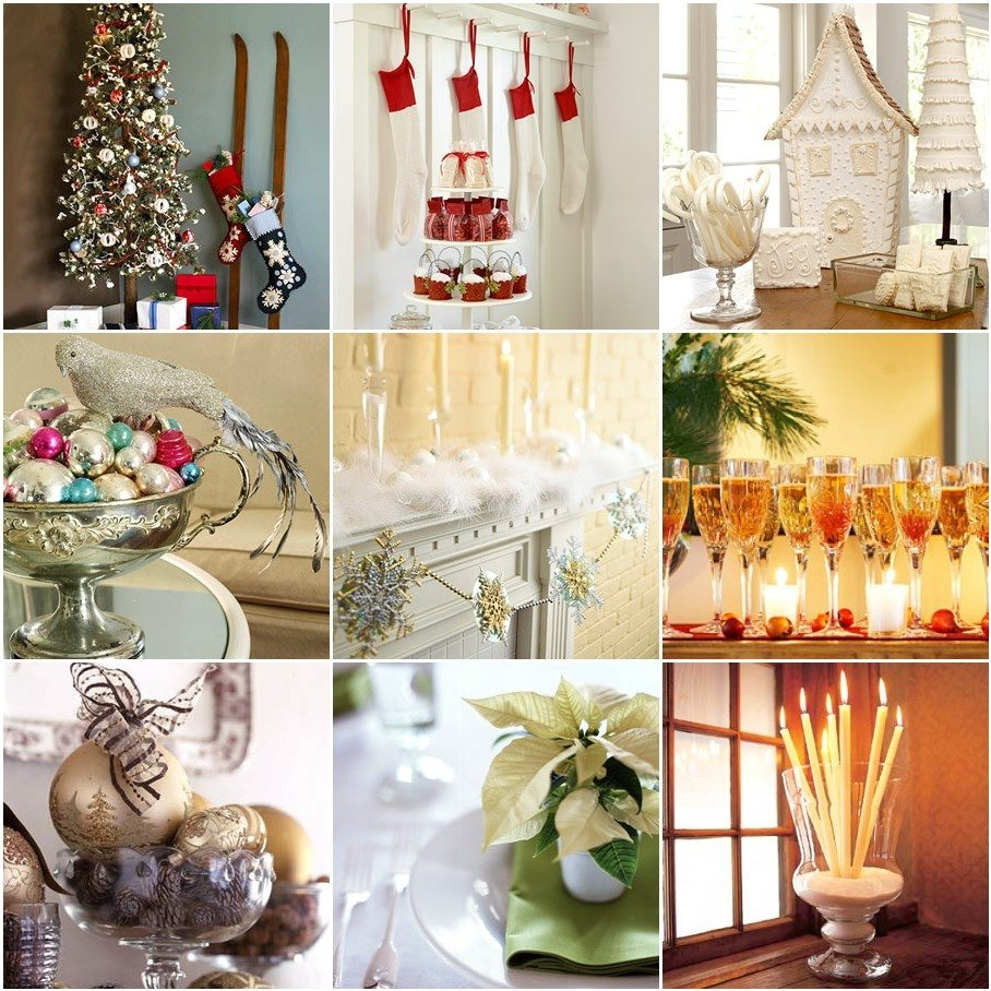 Exceptional Holiday Decoration Ideas Part - 13: Holiday-decor-inspiration-ideas-better-homes-and-gardens