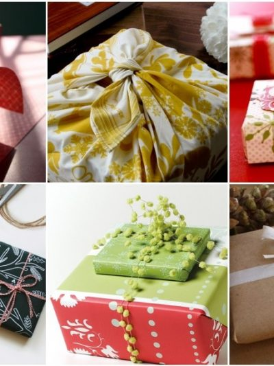 The Holiday Gift Wrap Guide thumbnail