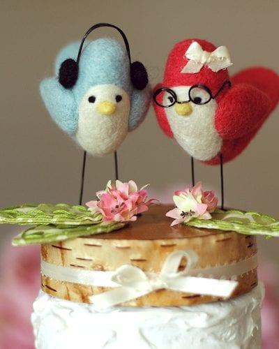 Felt Birds by Lauren Alane thumbnail