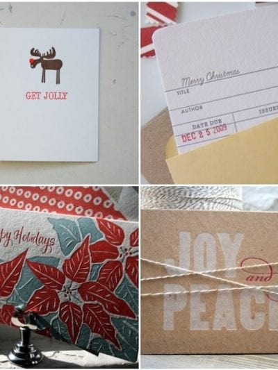 Favorite Holiday Cards – Part I thumbnail