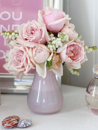 Pretty Pink English Roses thumbnail