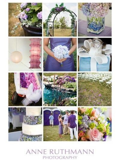 Purple and Blue Wedding Inspiration thumbnail