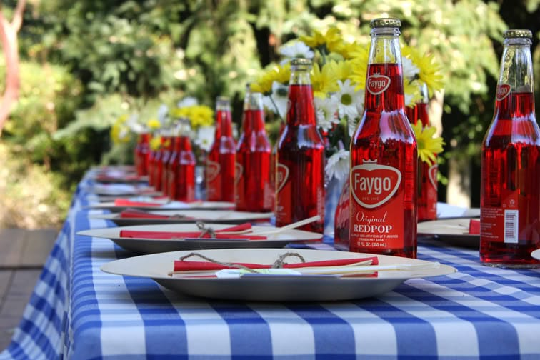 - Backyard BBQ Rehearsal Dinner - The Sweetest Occasion