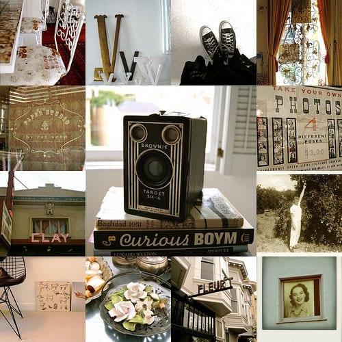 vintage-traditional-black-white-wedding-inspiration-board