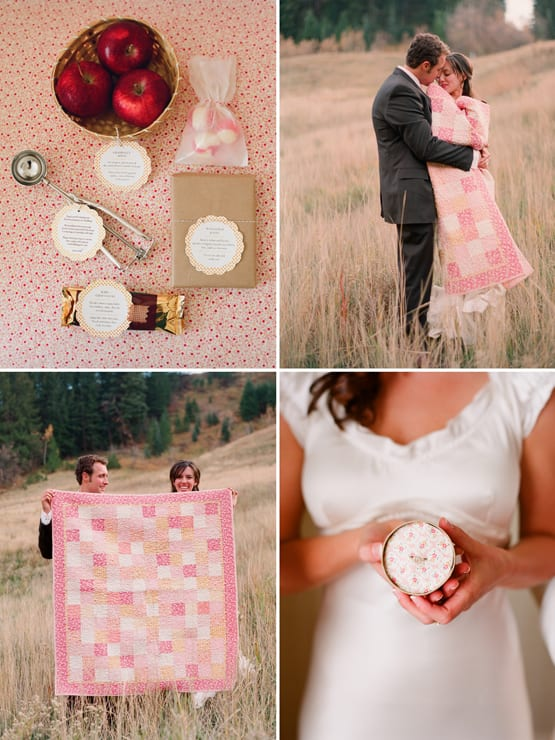 wedding-quilt-apple-wedding-decor