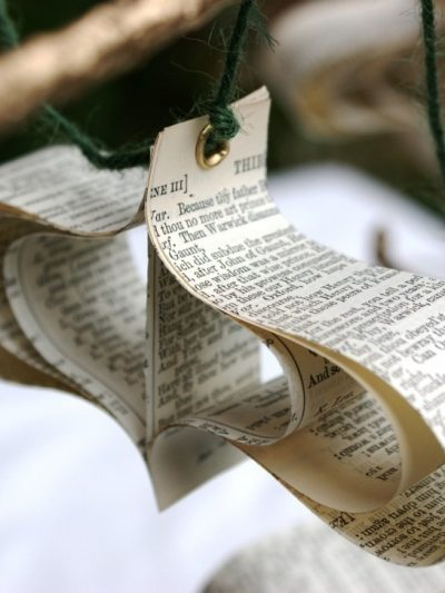 Paper Garlands + Ornaments by Bookity thumbnail