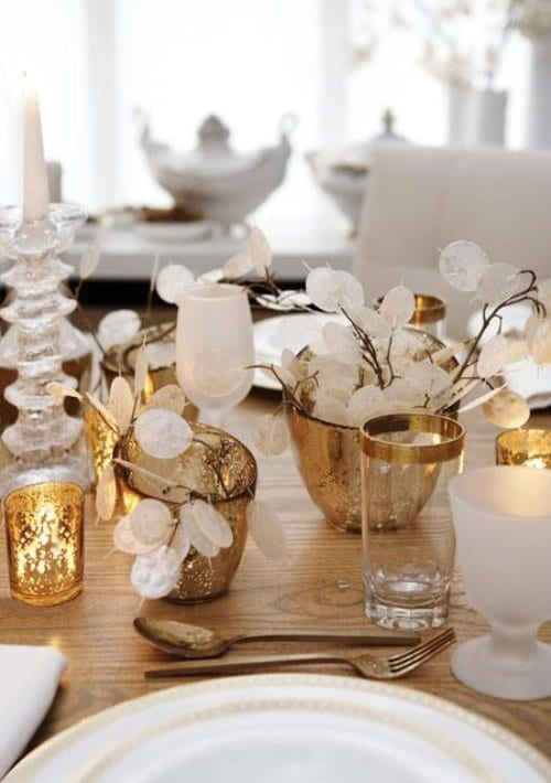 Winter tablescape inspiration the sweetest occasion the sweetest