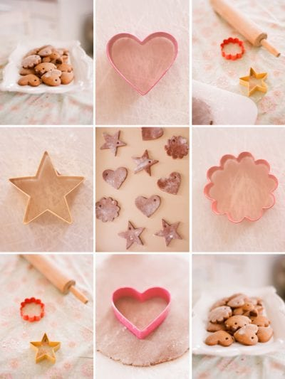 Gingerbread Cookie Ornaments thumbnail
