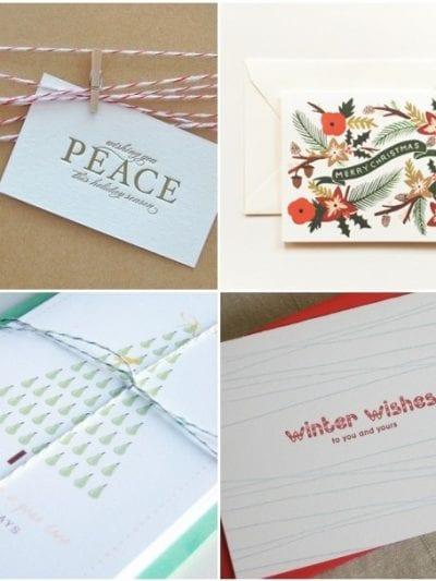 Favorite Holiday Cards – Part V thumbnail