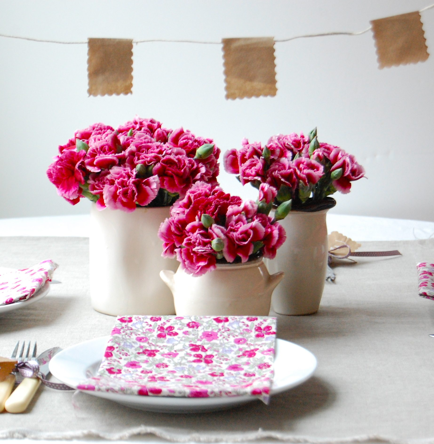 Budget friendly wedding centerpieces from chelsea fuss