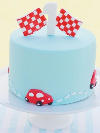 Red and Blue First Birthday Party thumbnail