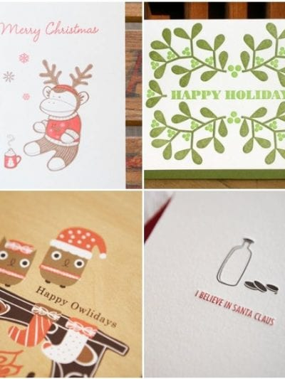 Favorite Holiday Cards – Part IV thumbnail