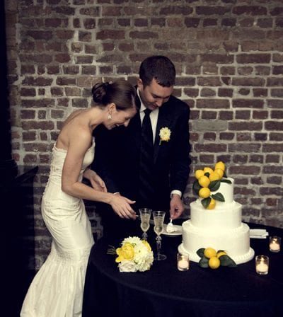 Pretty Yellow Charleston Wedding thumbnail