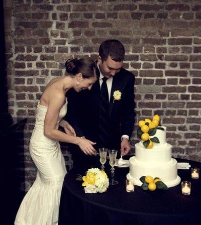 Pretty Yellow Charleston Wedding thumbnail