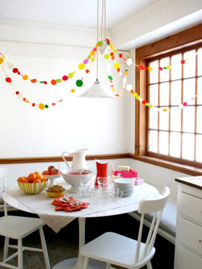 DIY Felt Party Garland thumbnail