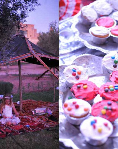 A Girly Marrakech Birthday Party thumbnail