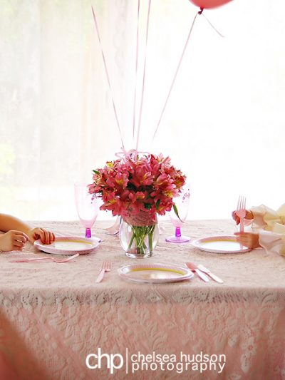 Pink Princess Tea Party thumbnail