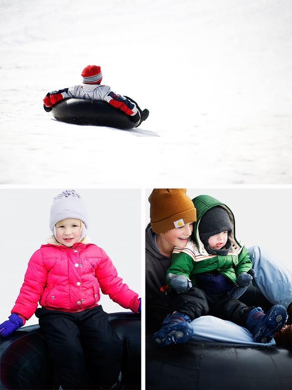 kids-sledding-snow-tubing-winter-fun