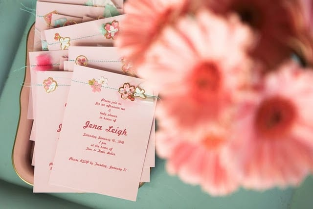 pink baby shower invitations the sweetest occasion the sweetest