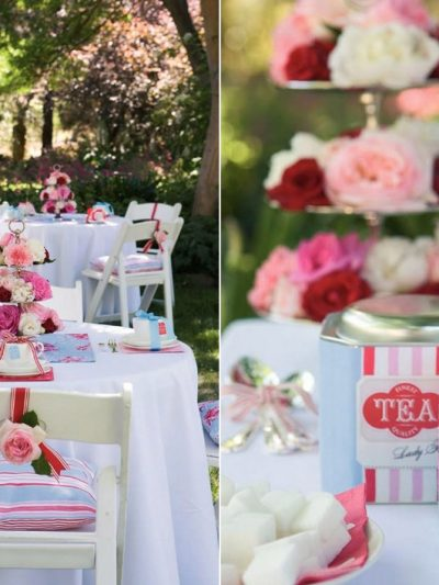Pretty Tea Party Inspiration thumbnail