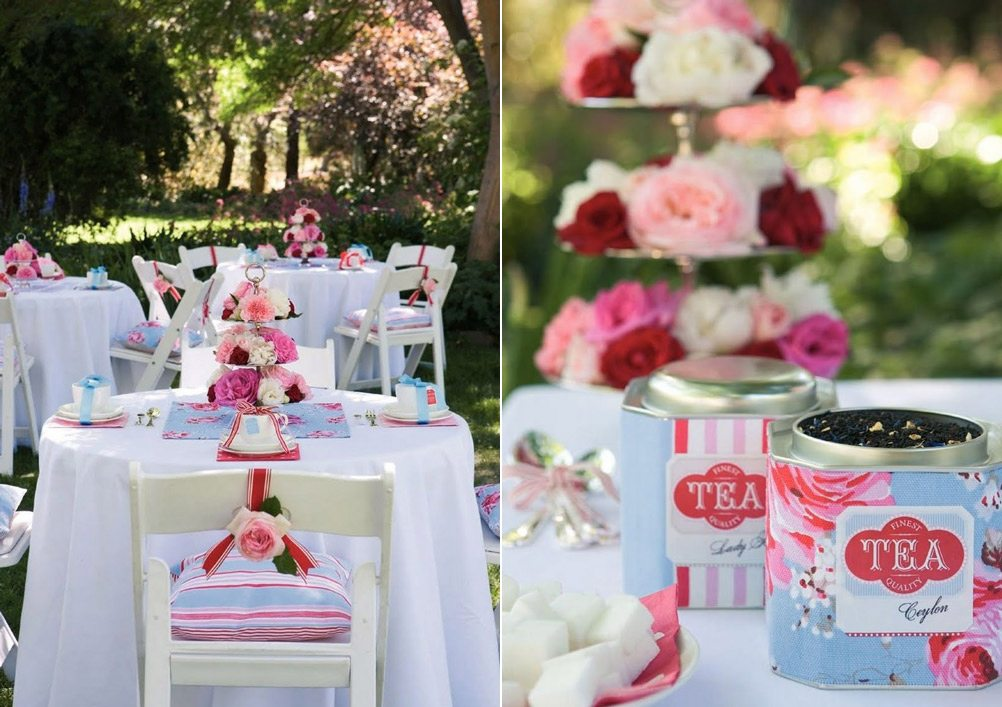 red-pink-blue-roses-tea-party-garden-wedding-ideas - The Sweetest ...