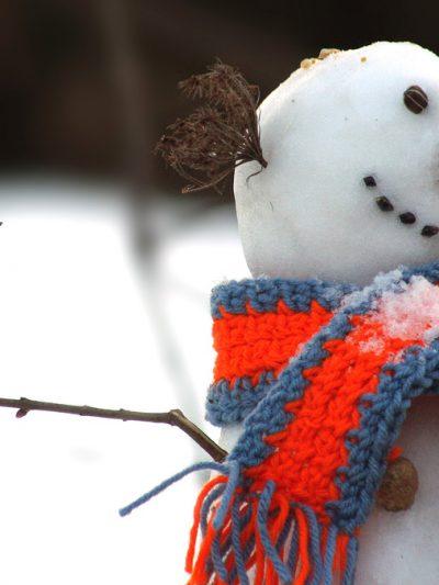 Inspiring Images – A Snowman thumbnail