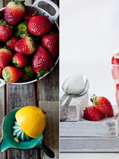 Pinch Cake Lemon Mousse Strawberry Trifle thumbnail