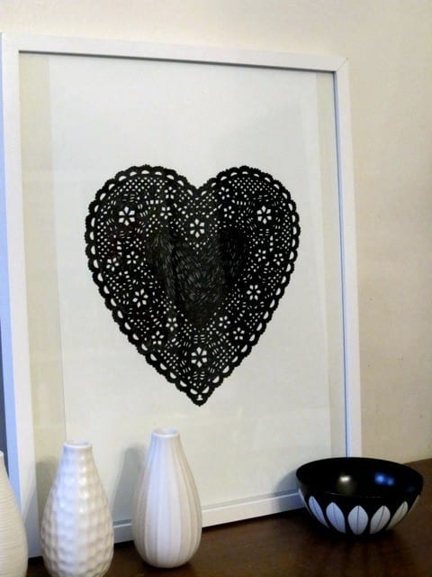 black-doily-art-art-print-valentines-day-gift-ideas