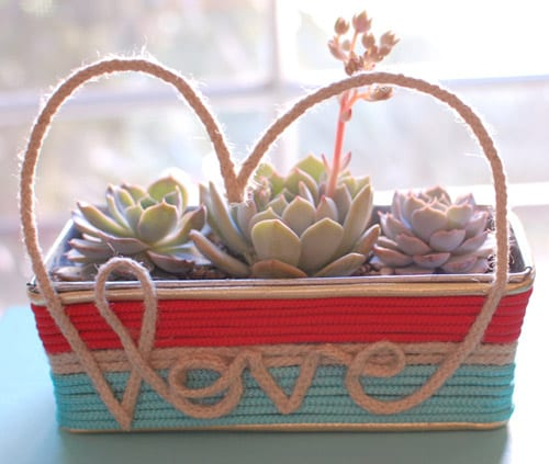 DIY Valentine's Day Craft Ideas from Mint | The Sweetest Occasion