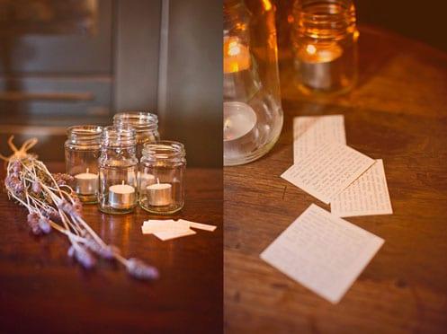 mason-jar-candle-holders-lavender-bouquet-wedding-ideas