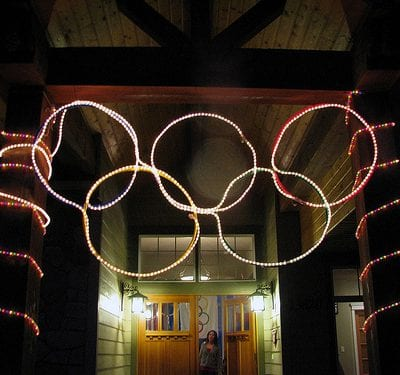 An Olympic Party thumbnail