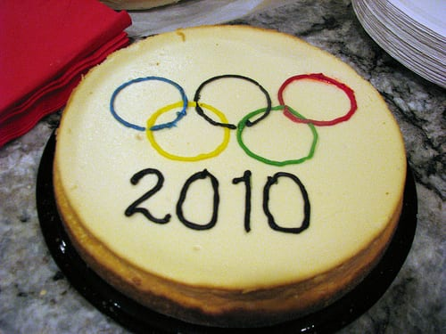 olympic-theme-cheesecake