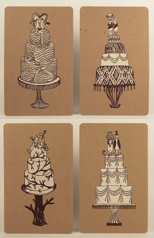 wedding-cake-letterpress-prints-yee-haw-industrial