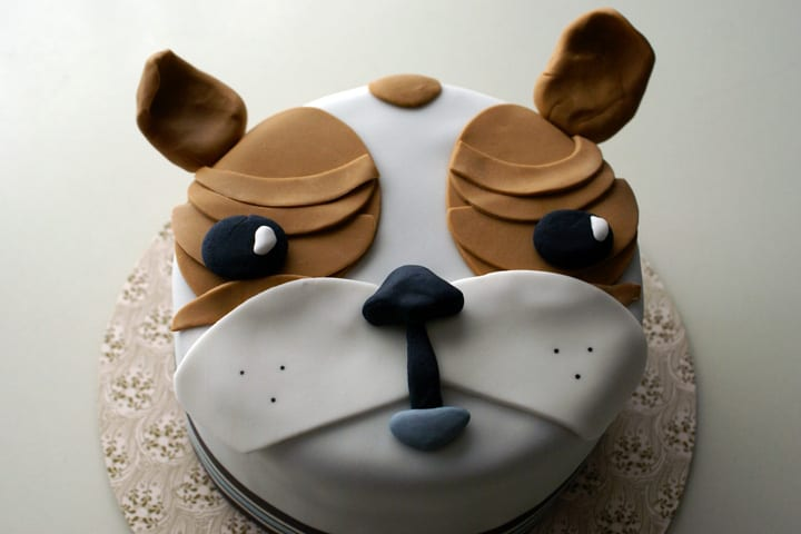 Pupcake from Coco Cake - The Sweetest Occasion