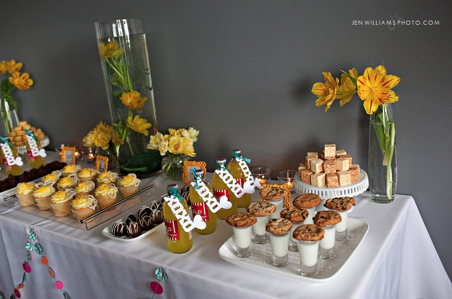 Wedding Reception Food Ideas On A Budget: OT- Need Good Dessert Recipe For Baby Shower Brunch