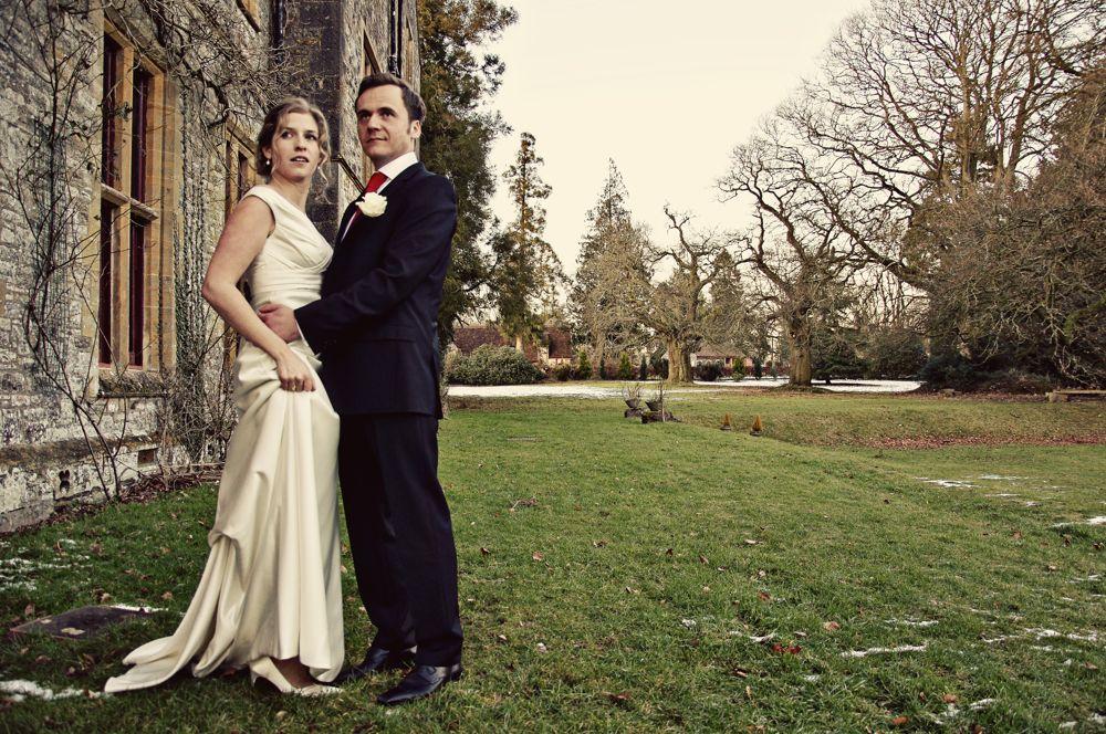 Elegant French Countryside Wedding: Christie + Bernie, An Elegant UK Wedding