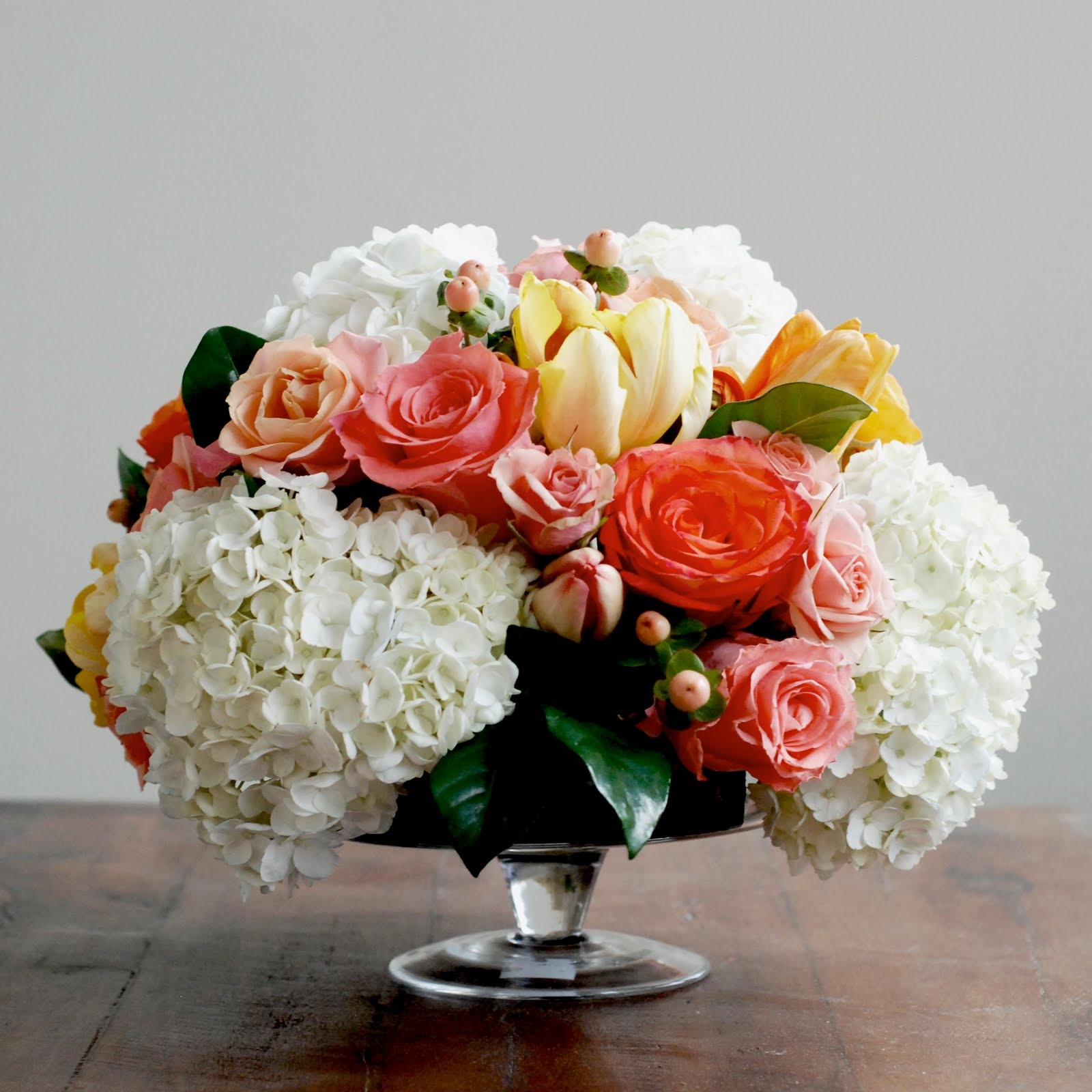 Floral design 101 the sweetest occasion - Flowers for table decorations ...