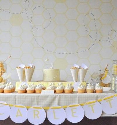 A Bumble Bee Birthday Party thumbnail
