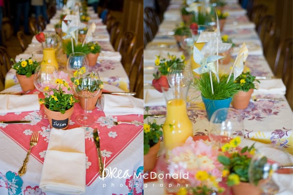 Baby Shower Garden Party