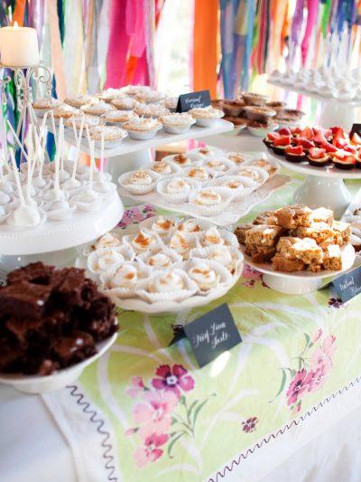 Homemade Dessert Buffet thumbnail