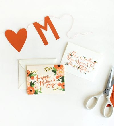 Rifle Mother's Day Cards thumbnail