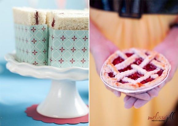 picnic-ideas-sandwiches-mini-cherry-pie-picnic-wedding-ideas